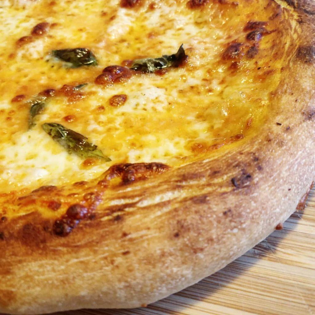 pizza deg new york style pizza vego veg Simpel Pizzadeg