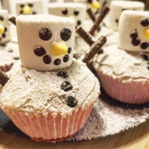 Pepparkaks Cupcake
