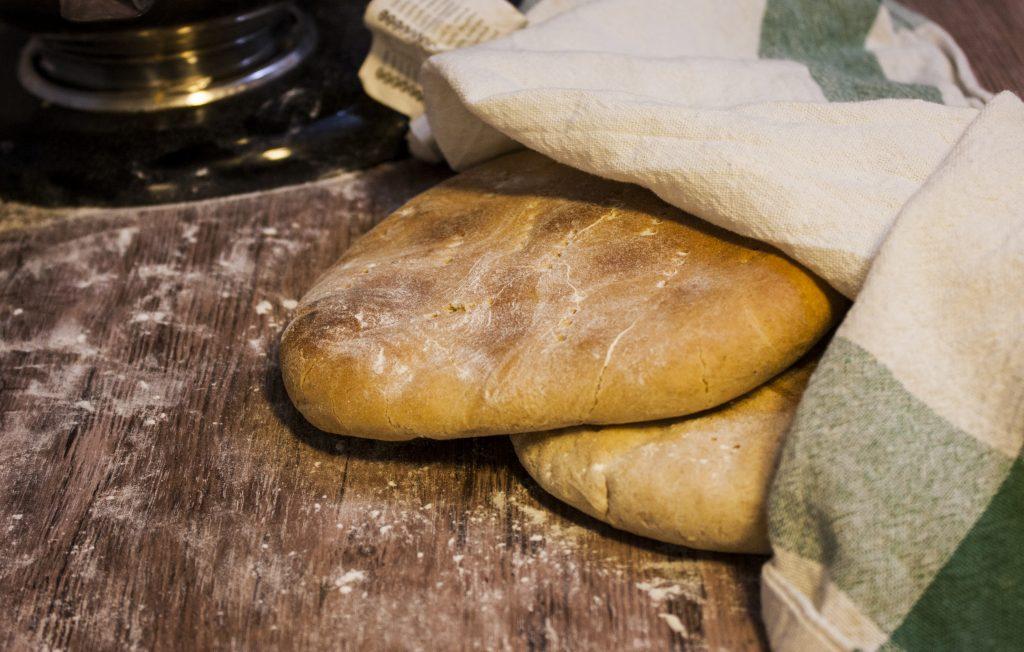 Hönökaka kaka bröd baka matbröd enkelt